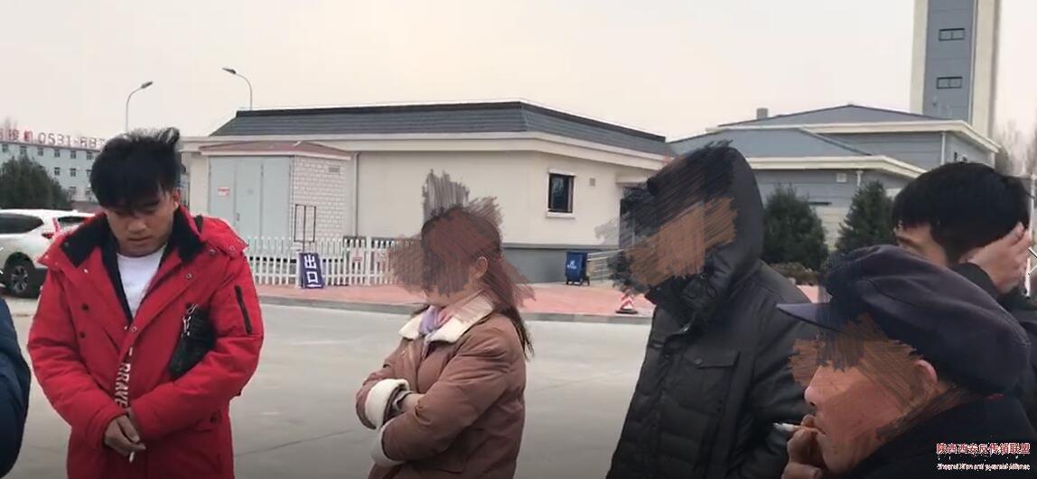 男子陷入山东淄博传销3年 反传销人士成功解救