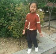 紧急寻人山西绛县7岁女孩在南风广场失联,家人都急疯了!